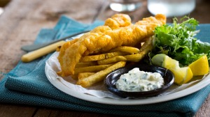 Adam Liaw's beer-battered fish and chips recipe for Good Food.
