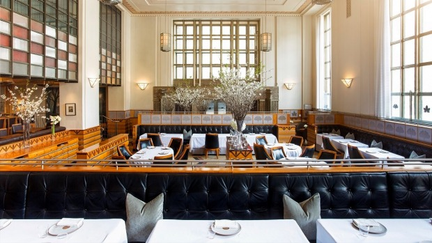 You'll find salt on the tables at world's best restaurant Eleven Madison Park - but only for the bread course.