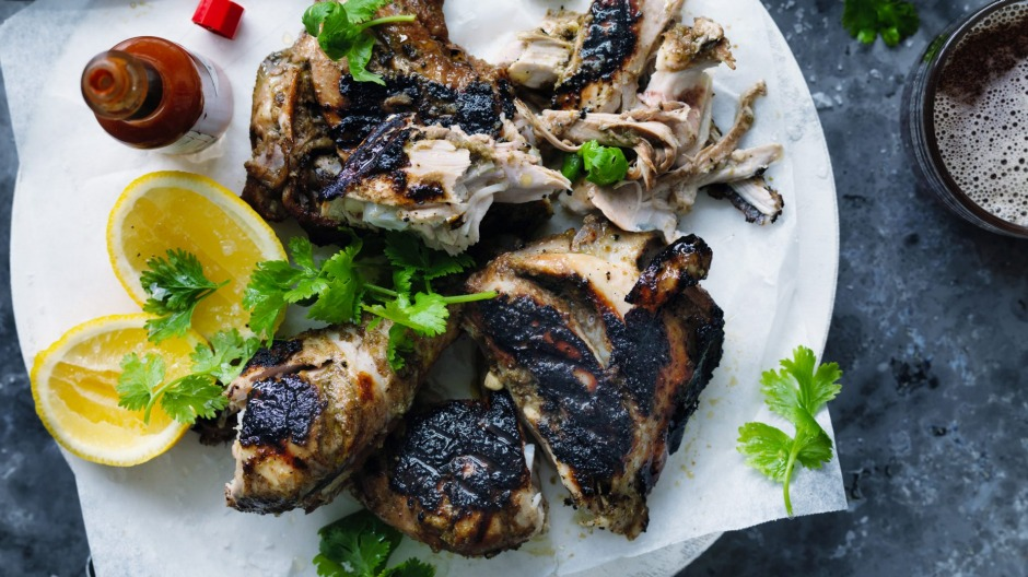 Two Step Jerk Chicken Recipe Good Food