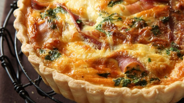 One ingredient many ways: Caramelised onion can be used in dips or a quiche.