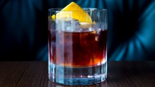 Rock down to Electric Avenue for a sazerac.