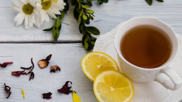 Herbal teas like chamomile or peppermint technically aren't teas - they're tisanes.