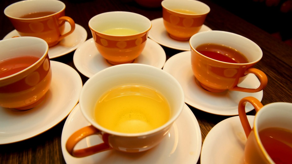 Different tea styles require different temperatures and steeping times.
