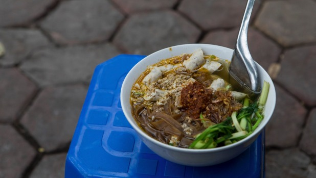 Thailand isn't the only Asian country to crack down on street food