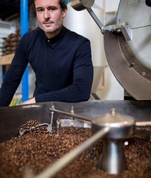 Neighbours have complained about the smell from Small Batch's coffee manufacturing in North Melbourne.