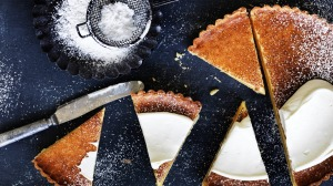 Neil Perry's tart lemon tart!