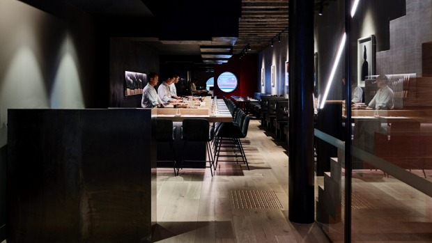 First look chris lucas flinders lane japanese restaurant