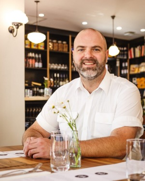 Chef Joel Valvasori of Lulu La Delizia in Perth.