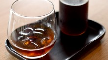 Cold brew coffee may require a lot of coffee to make, but remember it's a concentrate.