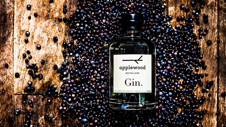 Gin from Applewood Distillery, part of the Ochre Nation stable.