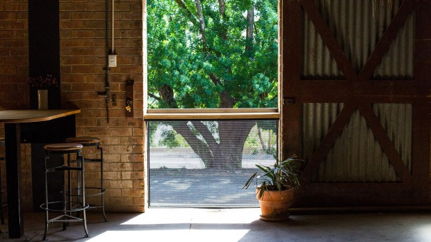 Step inside Unico Zelo's cellar door, tucked away in the Adelaide Hills.