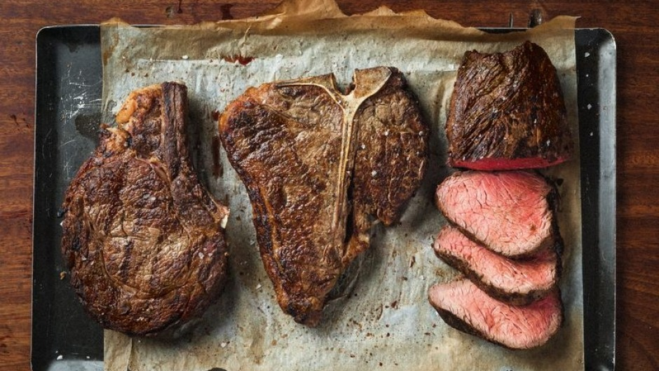 What makes the perfect steak?