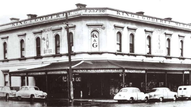 King & Godfree first opened as a grocery store in 1871 and has been a vital part of Carlton's Italian food scene ever since.