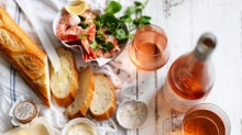 Rose pairs well with pasta, seafood and picnic fare.