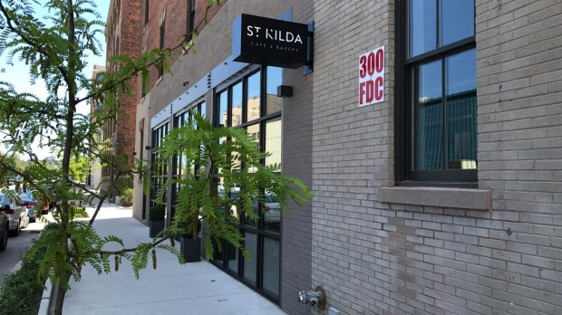 A 110-year-old former factory in Des Moines, Iowa, is now home to St Kilda.