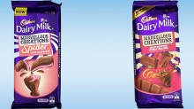 The weights of Cadbury's Marvellous Creations family chocolate blocks fluctuate by 18 per cent between flavours.