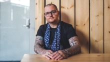 Shobosho chef and co-owner Adam Liston says he's not surprised by the number of chefs that battle anxiety and depression.