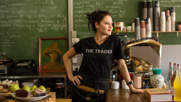 The Trader is a bustling cafe in Darwin's industrial hub of Winnellie.