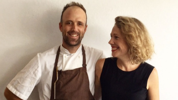 Josh Lewis and Astrid McCormack of Fleet restaurant are opening Mexican Cantina La Casita