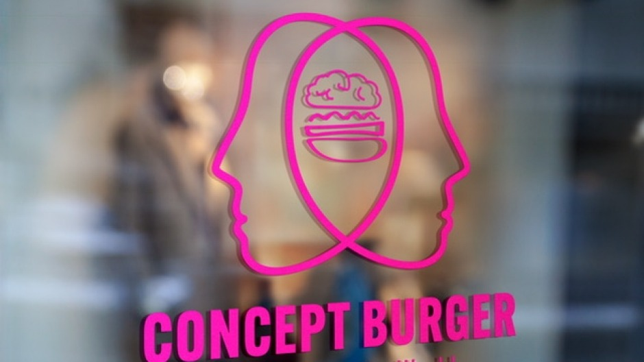 Concept Burger in Wolli Creek will feature burgers from around the world.