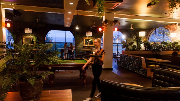 Panama Dining Room Review Fitzroy Review 2017 Good Food