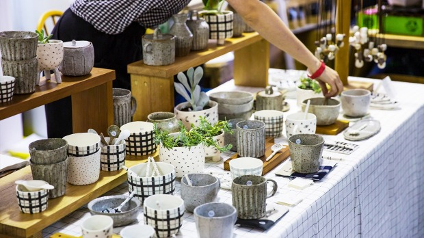 Australian designers, makers and artists come together at Bowerbird Design Market.