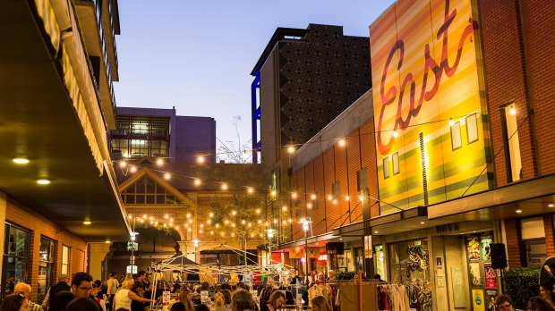 Don't miss the Ebenezer Night Markets during summer.