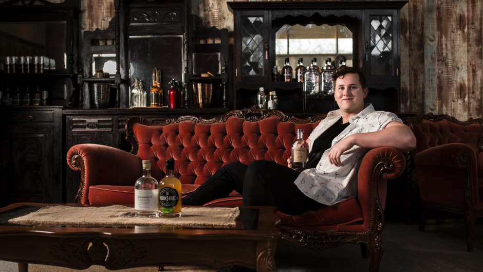 Ben Osborne is a 20-year-old who discovered a love for distilling and spirits.