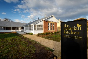 The Agrarian Kitchen recently opened at New Norfolk.