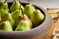 Pears should ripen at room temperature.
