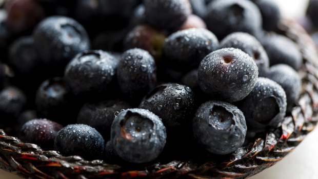 Don't be afraid to use berries in abundance.