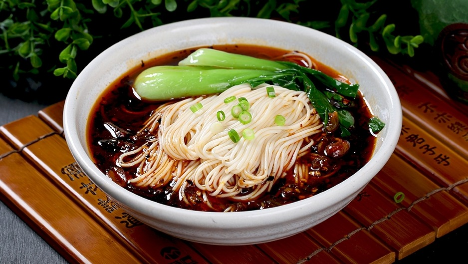Dainty Sichuan's mouth-numbing noodles.