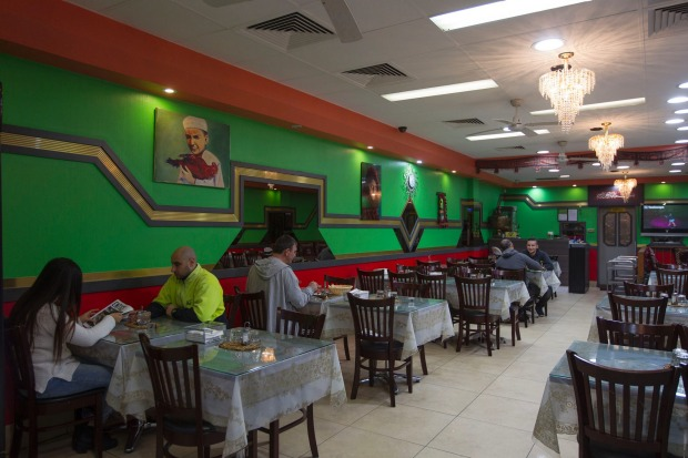 Kabul House restaurant in Merrylands.