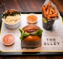 The Alley vegan cafe on St Kilda Rdoa. 10 July 2017. The Age Epicure. Photo: Eddie Jim.