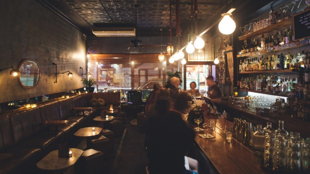 Black Pearl, Fitzroy, knows how to balance serious drinks with seriously fun times.