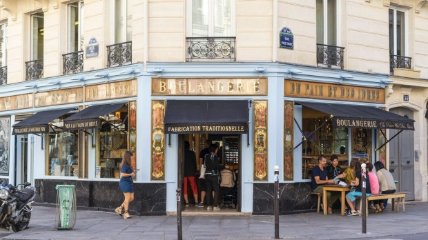 Du Pain et des Idees bakery dates back to the late 1800s.