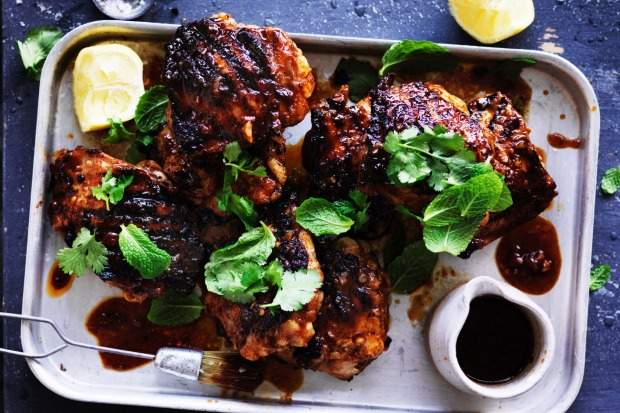 Turbo-charged spicy barbecue chicken <a ...
