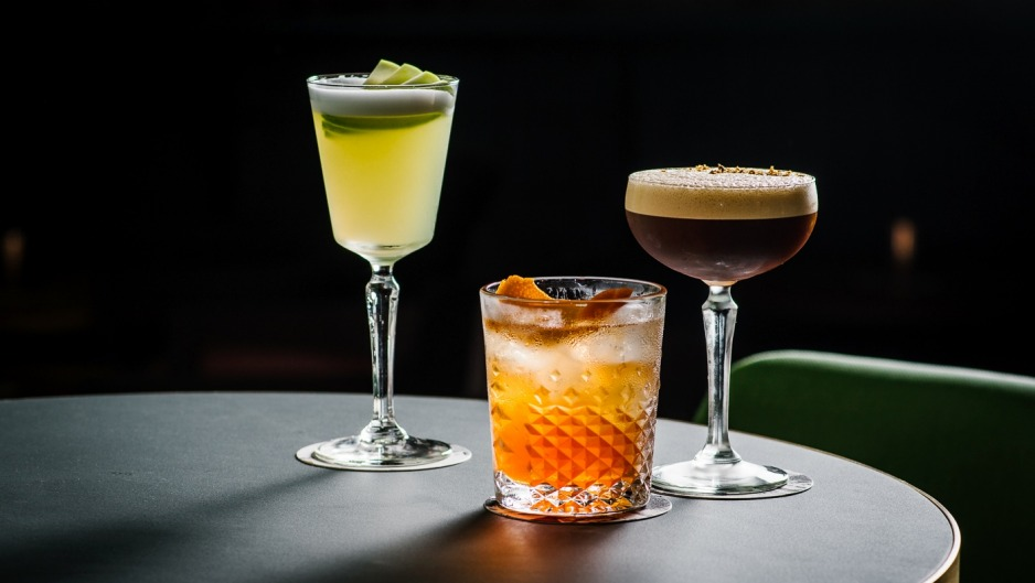 Cocktails from Misfits.