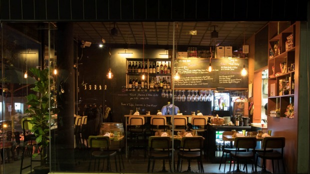 The whole menu changes every week at South Yarra's Cucinetta.