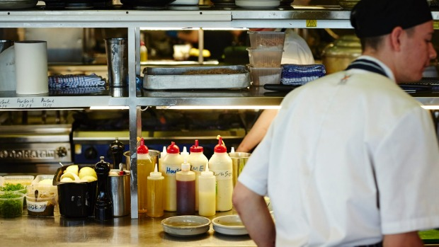Chefs and waitstaff 'fess up.