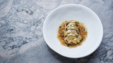 Whitegrass in Singapore, run by Australian chef Sam Aisbett, has made it into the Michelin Guide universe.
