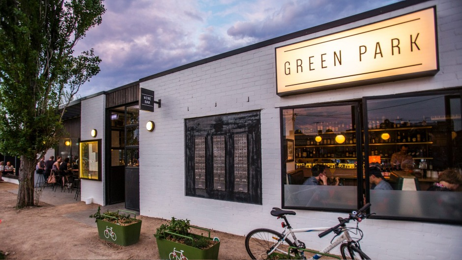 Green Park cafe, restaurant and bar is becoming pasta-oriented Park Street.