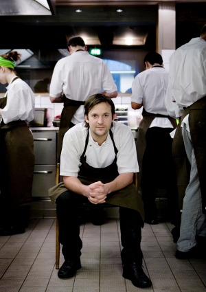 Noma chef Rene Redzepi would be an 'amazing' home cook if he turned his hand to it, says Nadine.