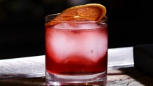 A negroni is surprisingly high in kilojoules.