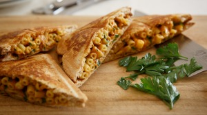 Macaroni cheese is only nostalgic if it's in a jaffle.