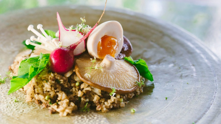 Big, bold flavours with a chilled coastal feel at Nu Nu in Palm Cove.