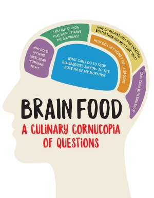 <i>Brain Food</I> by Richard Cornish.
