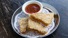 Ricky & Pinky's prawn toast triangles will make way for bistro classics.