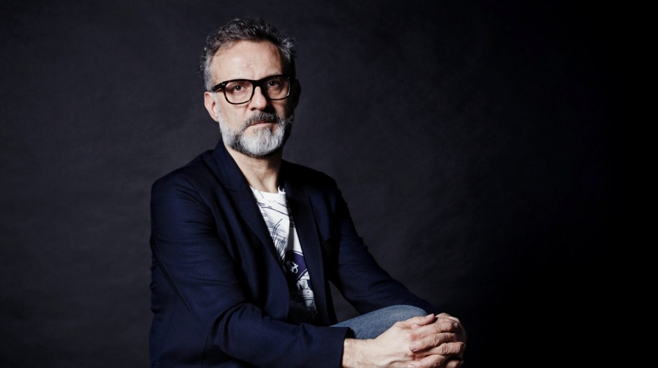Massimo Bottura and OzHarvest's Ronni Kahn will bring the refettorio concept to Crown Street.