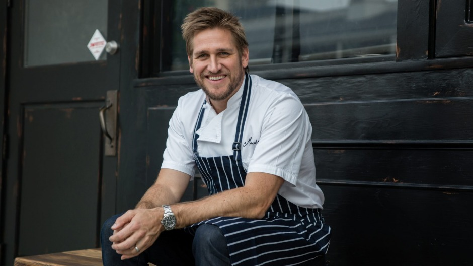 Curtis Stone at Maude in Los Angeles.